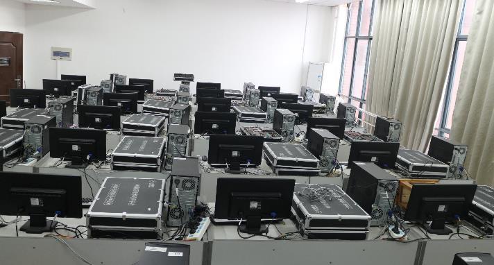 高校物联网专业实验室